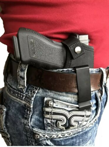 IWB Ultimate nylon gun holster for Steyr L9-A2 MF 9mm