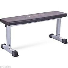 Cap Strength Flat Utility Bench Workout Fitness Weight Lifting Exercise Home
