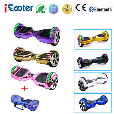 """6.5"""" Gyropode self balancing scooter Balance board électrique Bluetooth Iscooter"""