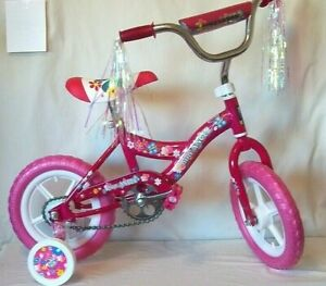 Bicycle Girls 12 In 2 Wheel Adjustable Training Wheel Pink Freight 10 20 Usa Ebay