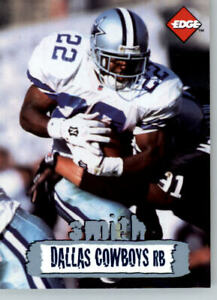 1996 Collectors Edge #64 Emmitt Smith- Cowboys