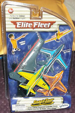 2009  Kid Galaxy Elite Fleet Snap'n'Soar with Hand Powered Launcher. 5+ China Bo