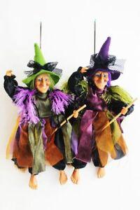 Fasching Deko hexe 33 cm fasching fasnet hexenfiguren hexen