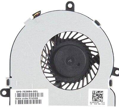 Original New CPU Fan for HP 15-r015dx 15-r029wm 15-r030wm 15-r052nr 15-r015dx