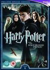 Harry Potter and The Half-blood Prince 5051892198837 With Jim Broadbent Region 2