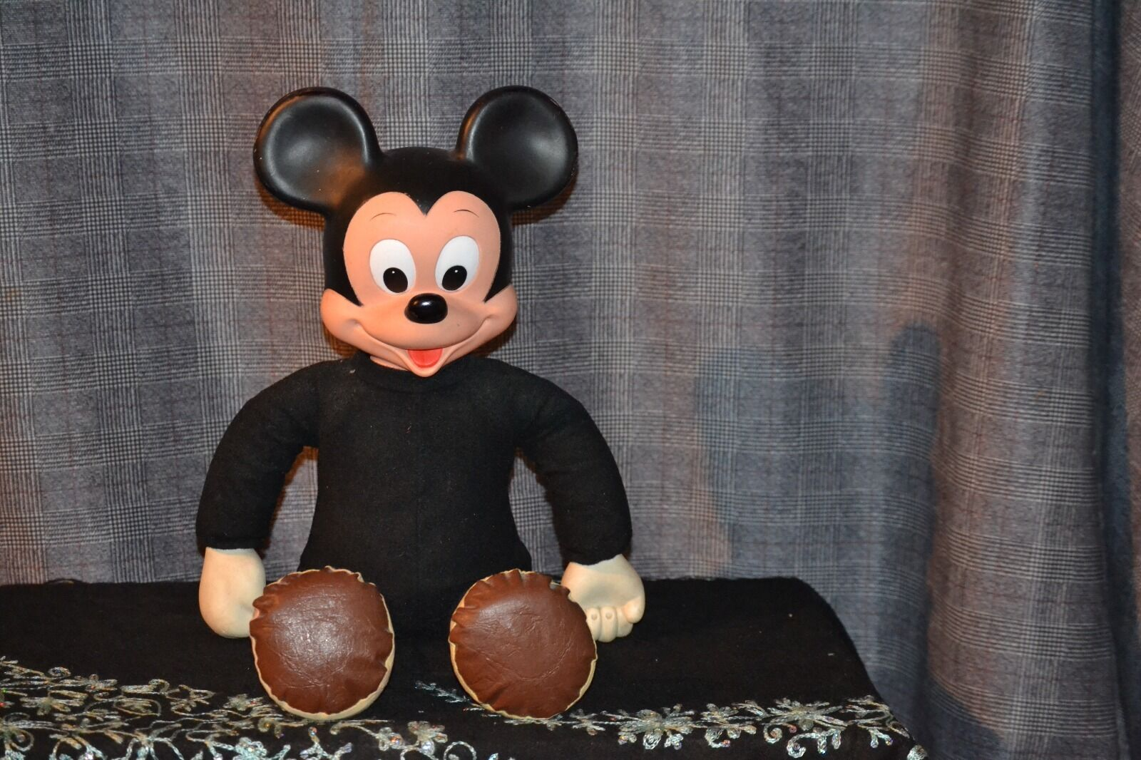 Original 50ies  Micky Mouse  mit Lauffunktion