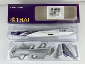Hogan Wings 1/200 Thai Boeing 747-400,HS-TGF,Airlines Desktop Model HG2247