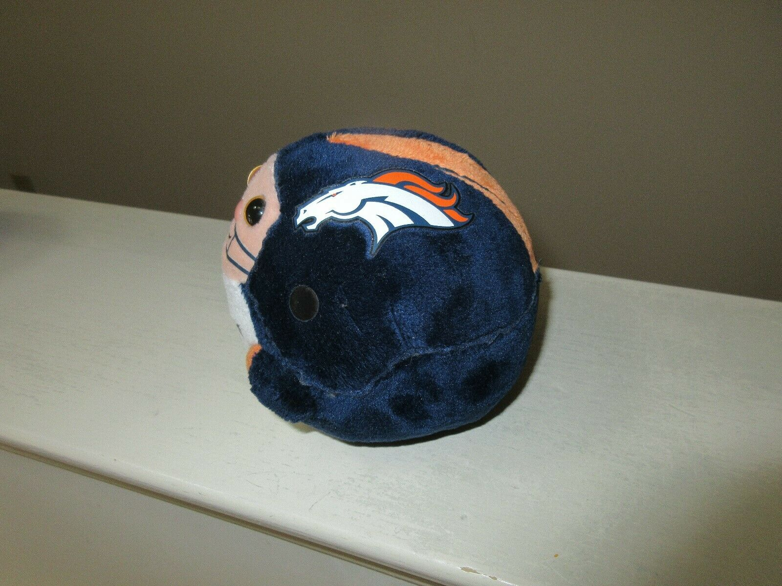 "Denver Broncos , Football , NFL BeanieBallz , 5"" , 2012"