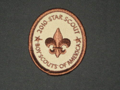 2010 Star Patch with Scout Badge Design error   cjp  ms5