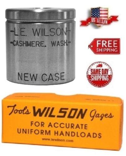 L.E.Wilson Trimmer Case Holder 17 Hornady Hornet New// Full Length Sized Cases