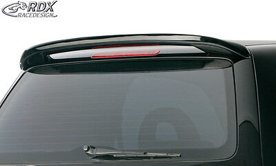 RDX Heckspoiler VW Lupo Dachspoiler Dachkanten Spoiler Dach Heck Flügel Hinten