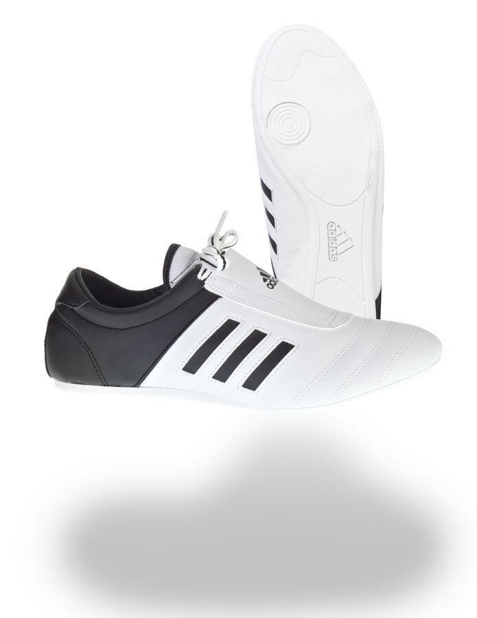 Adidas ADI-KICK I, weiß Taekwondo Schuhe, Sneaker, in weiß I, becaea