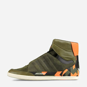 innovative design 103fb 2035d Image is loading Adidas-Y-3-Yohji-Yamamoto-Honja-High-Q35220-
