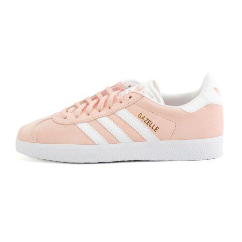 Gazelle Adidas Rose Femme 51115 Baskets Clair Blanc Pour zqqxvp