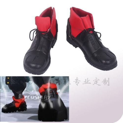 New My Hero Academia Izuku Midoriya Cosplay Deku Battle boots shoes NN.3824