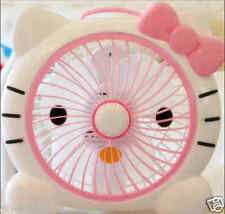 Hello Kitty AC Operated 2 Speed Electric Low Noise Cooling Desktop Fan