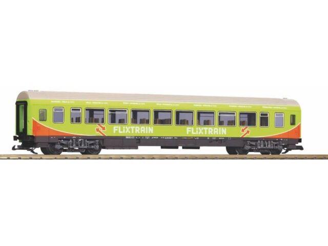 PIKO 37664 Personenwagen der Flixtrain, Ep. VI, Spur G