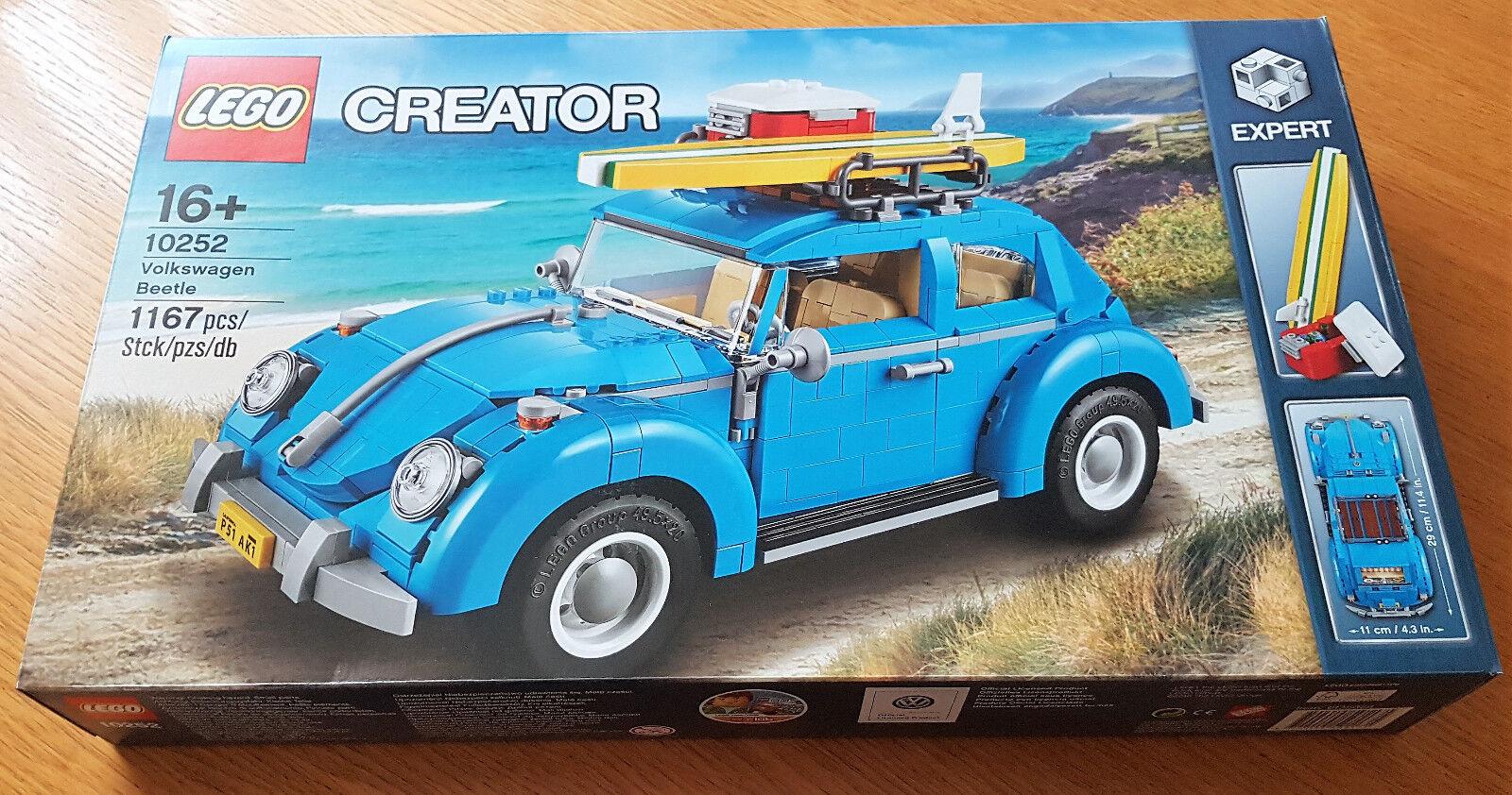 LEGO Creator 10252 VW Beetle nouveau  neuf dans sa boîte
