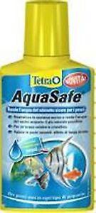 Tetra Aquasafe Biocondizionatore Per Acqua Di Rubinetto Acquario Dolce 500 Ml Firm In Structure Fish & Aquariums