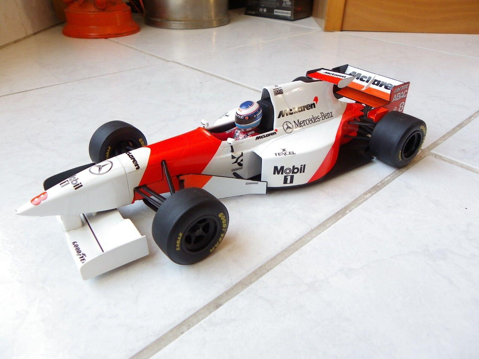 Mclaren Mercedes MP4/10 Mika Häkkinen  8 1995 1/18 Minichamps F1 Formula 1