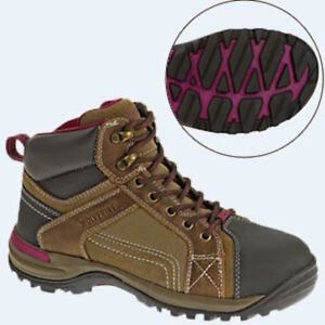 4f2e1335f13 Details about Wolverine Women's Chisel Mid-Cut Steel-Toe Work and Hiking  Boot