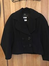 One Off Balenciaga Le Dix Cocoon Wool/Angora/Cashmere Jacket -Size 36
