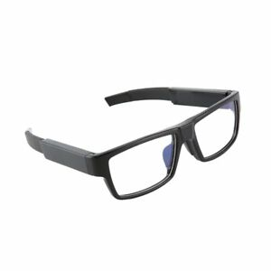 6042e36bbfc Image is loading 1080P-HD-Touch-Control-Camera-Glasses-Rechargeable-Smart-