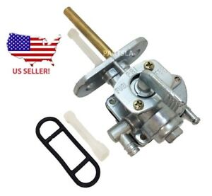 Gas Fuel Tank Switch Petcock Valve For Kawasaki Vulcan EN500 VN750A 1986-2006