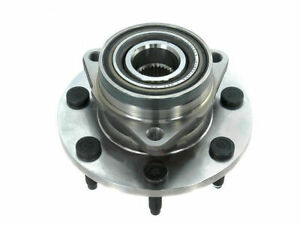 For-1999-Ford-F250-Super-Duty-Wheel-Hub-Assembly-Front-Timken-66977CF-4WD