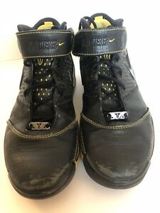 09353c5b874d Nike Zoom Kobe 2 Carpe Diem Men s Shoes Black Maize Yellow Size 10.5 ...