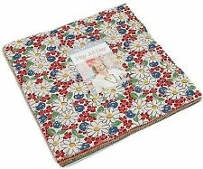 101 Maple Street Layer Cake 42-10 inch Precut Fabric Quilt Squares by Bunny Hill Designs