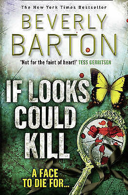 1 of 1 - If Looks Could Kill,Beverly Barton,Excellent Book mon0000093035