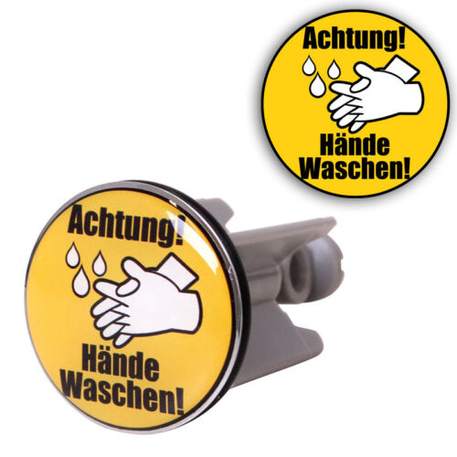 Posten 10 Stück Waschbecken Stopfen Stöpsel Abfluss Bad WC Hände Waschen 319
