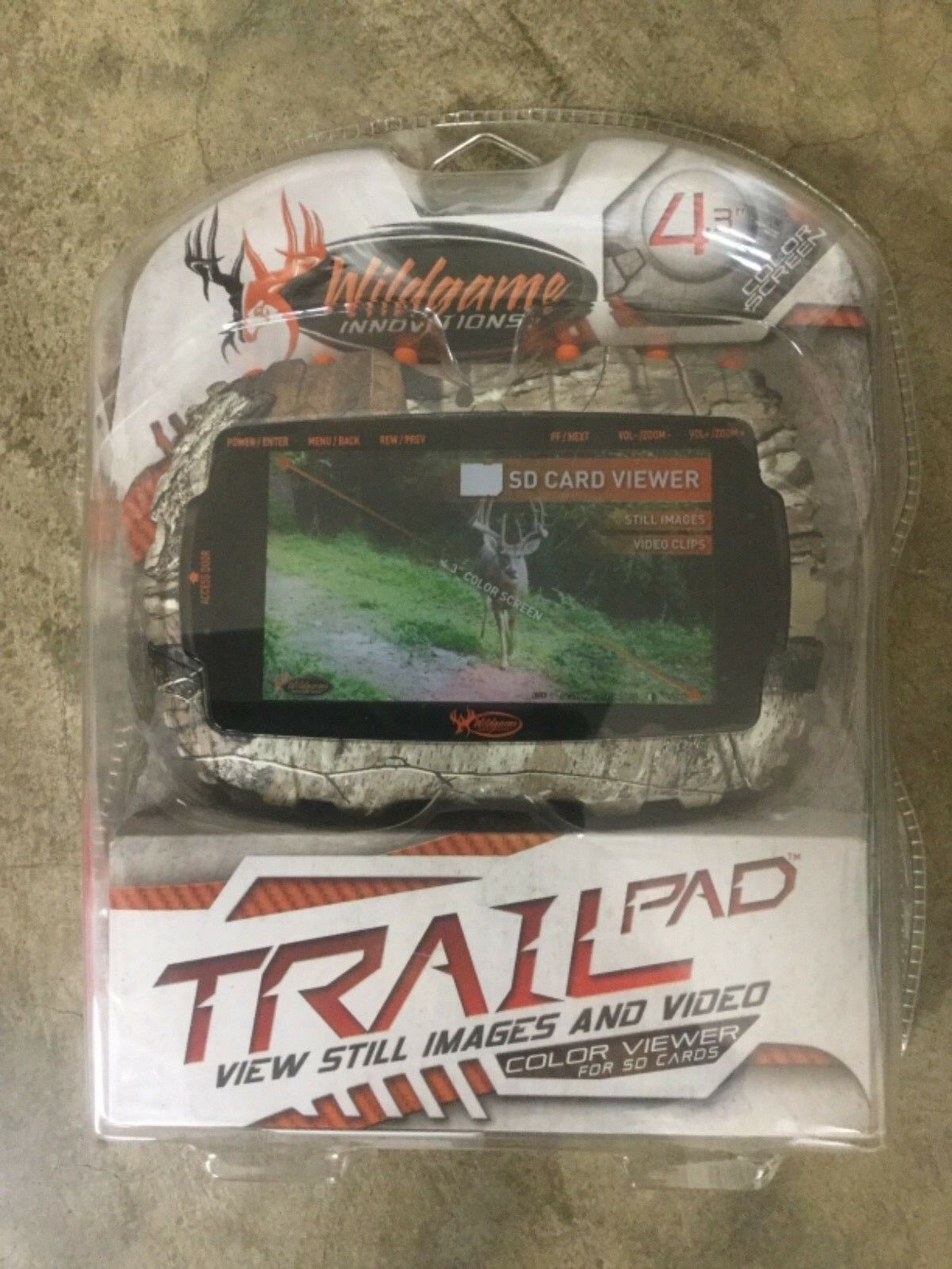 Wildgame Innovations Trail Pad View Still Images &  Video  just for you