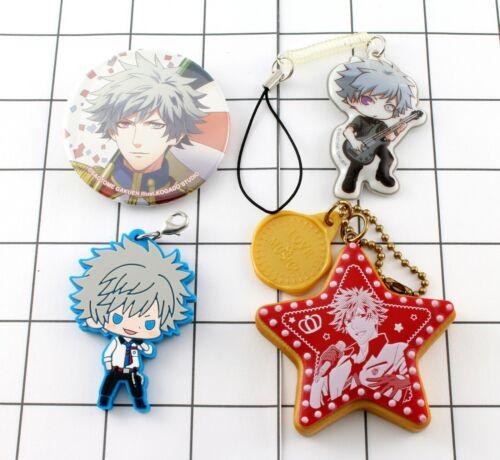 11 choices Uta no Prince sama Ranmaru Kurosaki strap can badge Ita bag Sets