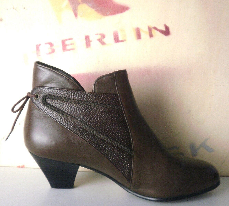 Claudine by Salamander Stiefelette Damen Stiefel TRUE VINTAGE ankle Stiefel UK 5  | Qualität und Quantität garantiert