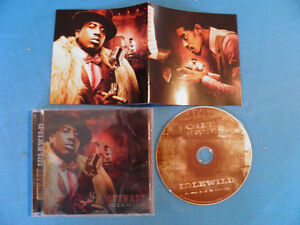 Outkast-Idlewild-RARE-IMPORT-Holographic-Cover-MINT-CD-Rap-LISTEN-Snoop-Dogg
