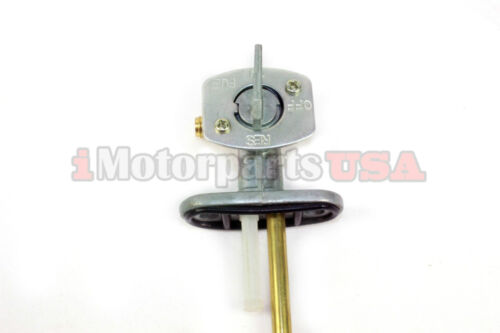 PETCOCK ASSEMBLY KAWASAKI KFX400 KFX 400 ATV FUEL TANK SHUTOFF SWITCH VALVE NEW