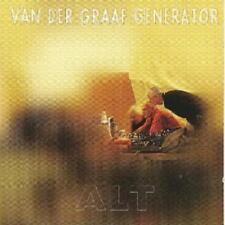 Alt Van Der Graaf Generator  - CD - NEU !!!