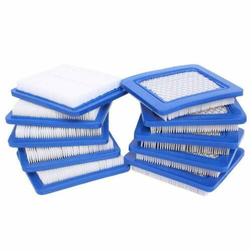 10 Pack 491588S Air Filter Replace for Briggs Stratton 491588 491588