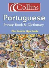 Portuguese Phrase Book & Dictionary (Collins Phrase Book & Dictionary) - Good -