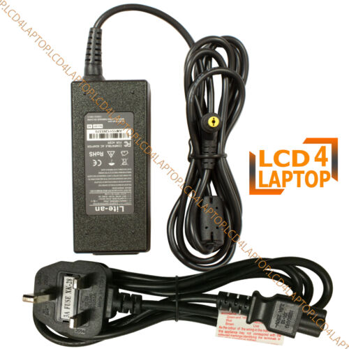 19V Acer Aspire ONE D255E-13DQKK Laptop Charger Adapter PSU