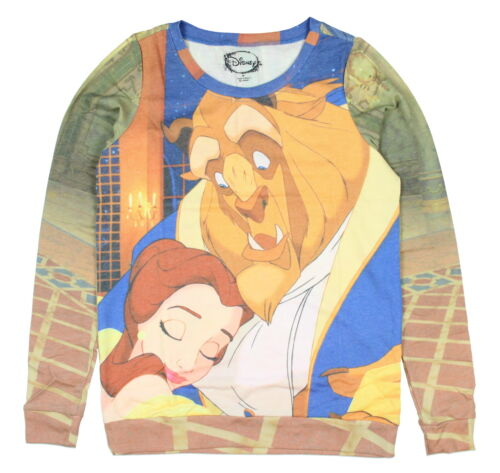 Disney Beauty and the Beast Juniors Lovely Embrace Pullover Top