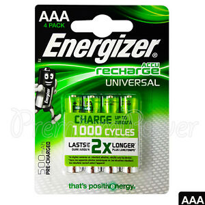 4-x-Energizer-AAA-batteries-Rechargeable-Universal-500mAh-Accu-NiMH-HR03-4-Pack