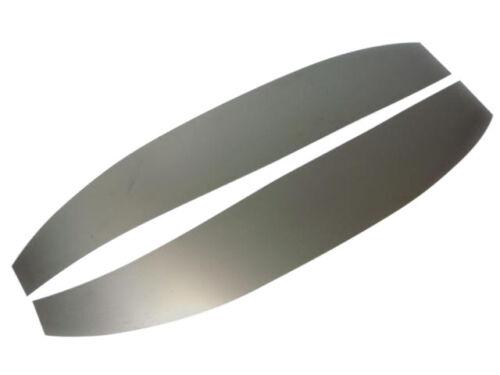 Escort Mk1 trasero de acero extensión de arco interior par