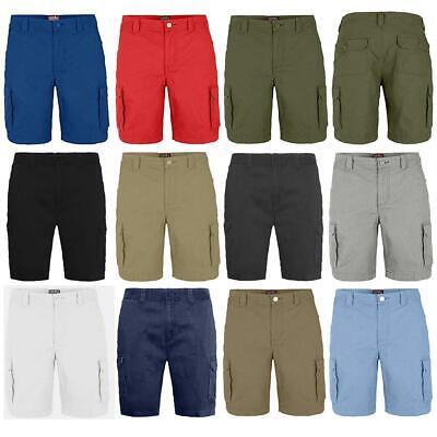 DURUS WORKWEAR Mens ST01 Multipocket Cotton Work Shorts