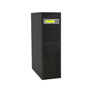 1-11-Target-24X-SATA-DVD-CD-Duplicator-Tower-SONY-PLEXTOR-Burner-Disc-Copier
