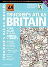AA Trucker's Atlas Britain by AA Publishing (Spiral bound, 2011)
