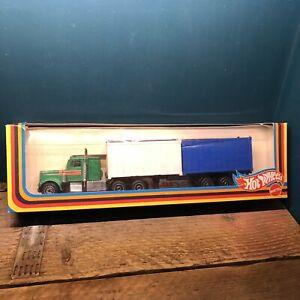 Hot-Wheels-American-Truck-Menta-en-caja-Mebe-Juguetes-Modelo-tarde-70S