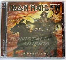 IRON MAIDEN - DEATH ON THE ROAD - Double CD Sigillato